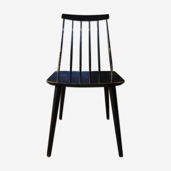 Chaise scandinave Farstrup vintage