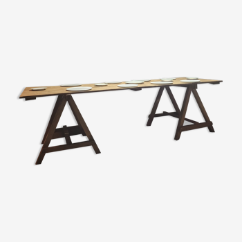Table de ferme