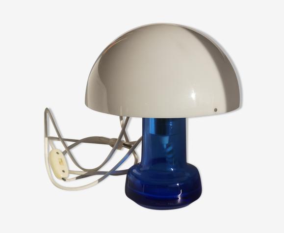 Lampe champignon vintage Daum