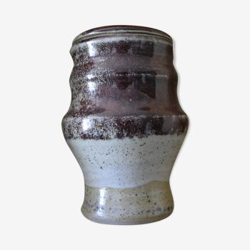 Boite en céramique à couvercle