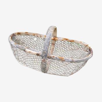 Panier de pêche à coquillages