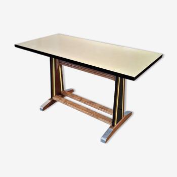 Table de bistrot ancienne