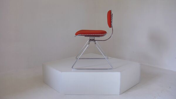 Michel cadestin chaises traîneau
