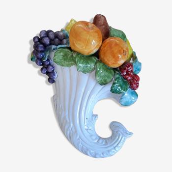 Corne d'abondance - céramique