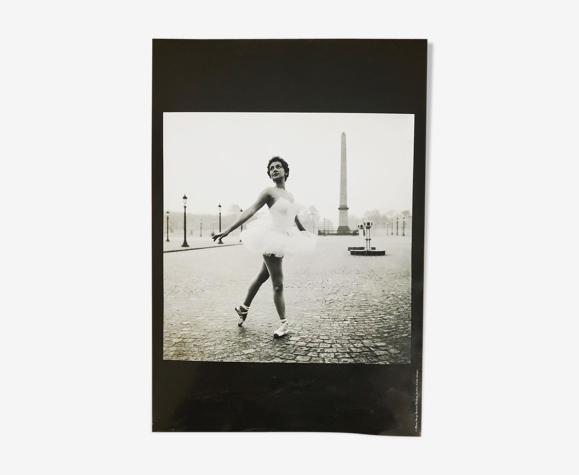Photographie danseuse dans Paris