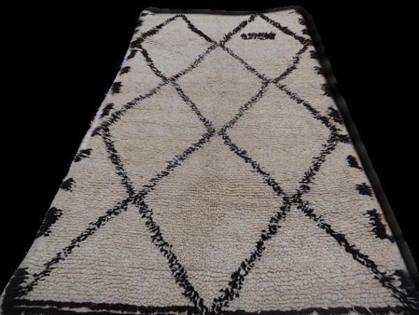 Carpet Beni ourain 230 x 115 cm