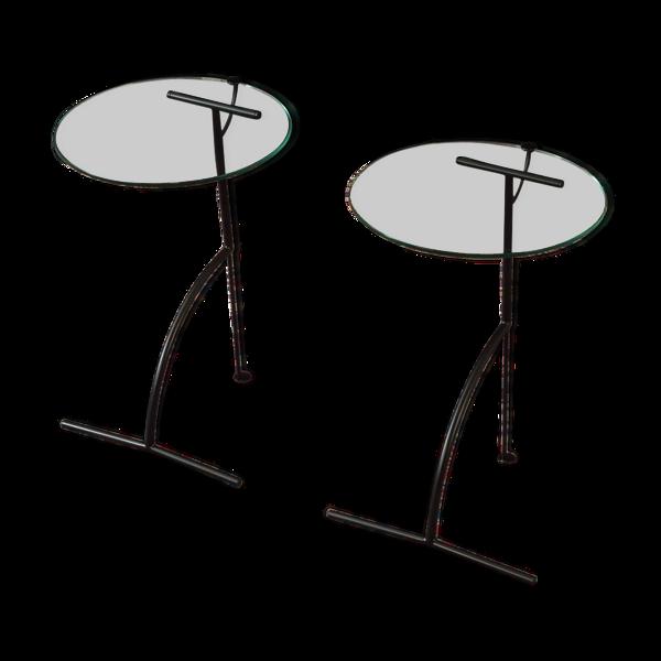 Selency Tables de chevet des années 1960