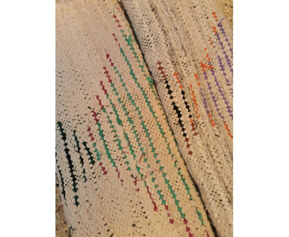 Ancien tapis berbère boujaad