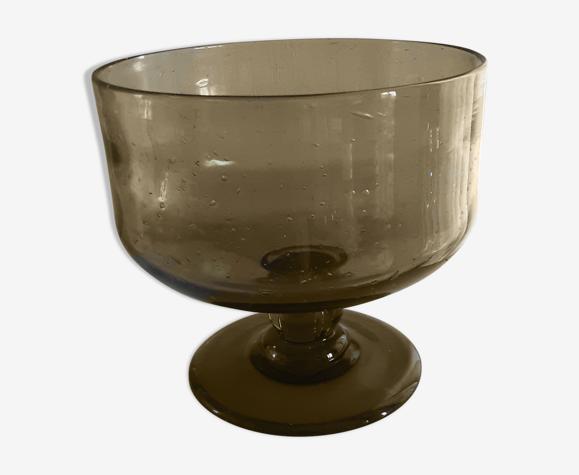 Coupe en verre Biot