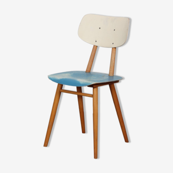 Vintage chair for manufacturer Ton, 1960