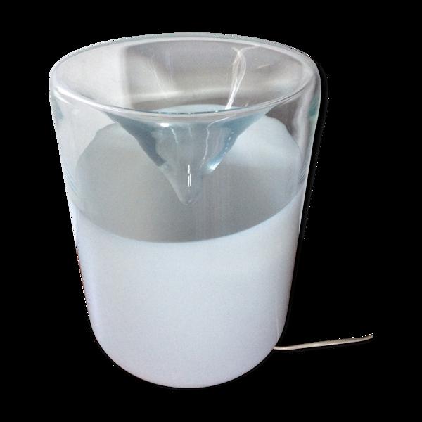 Lampe de table ou suspension Leucos vintage