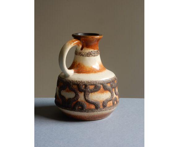 Vase céramique des années 60