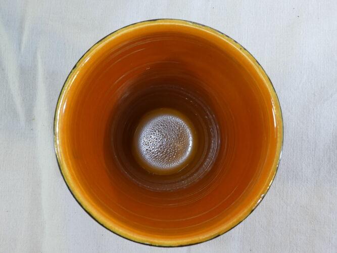 Service à orangeade en céramique signé Georges Vallauris