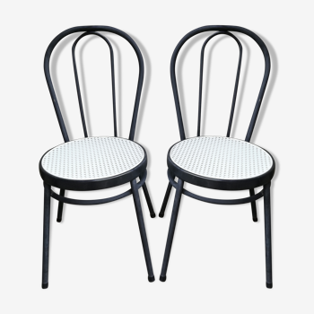 Chaises bistrot style Thonet