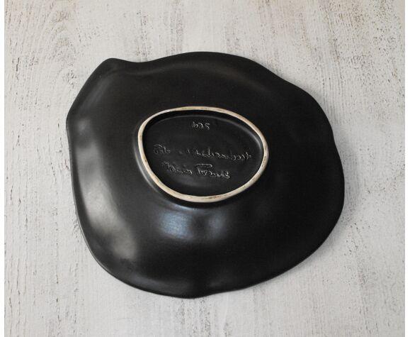Assiette Coquillage céramique 50 de Pol Chambost