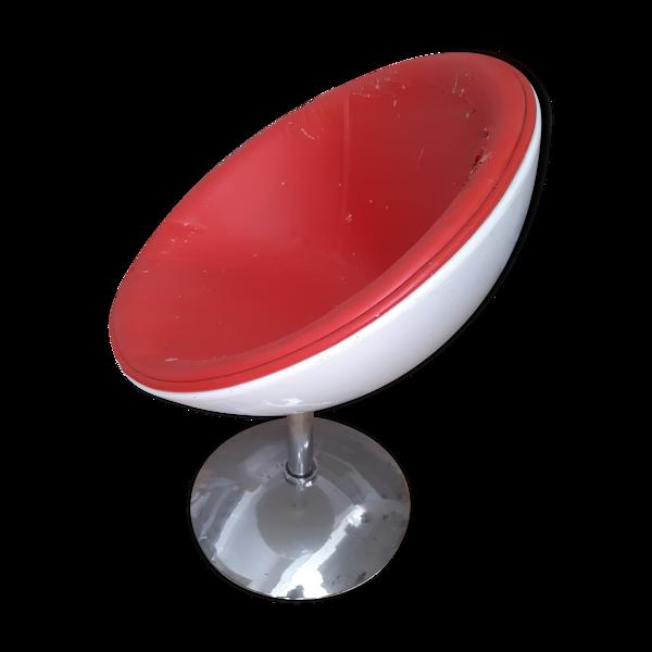 Fauteuil demi sphère