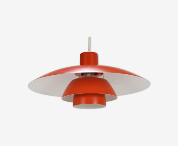 PH4/3 ceiling lamp by Poul Henningsen for Louis Poulsen, 1980s