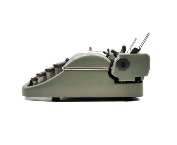 Rheinmetall typewriter green vintage revised ribbon new 1960
