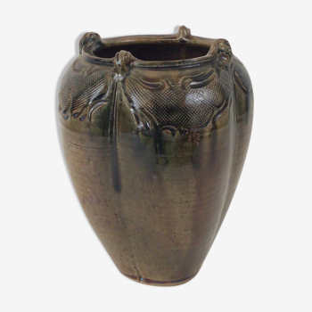 Vase en grès Marie-Laure Robin