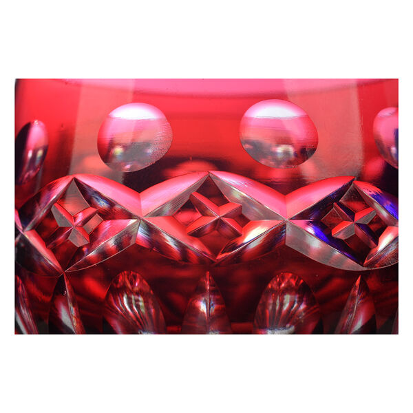 Set de 12 verres en cristal St Louis
