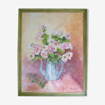 A. Kuckens, 'Bouquet of Flowers'