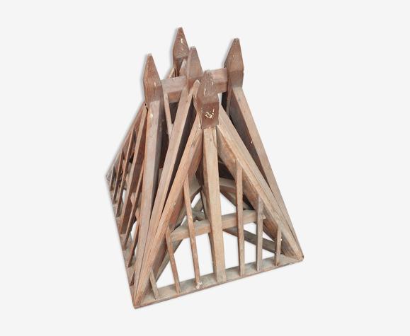 Maquette de charpentier