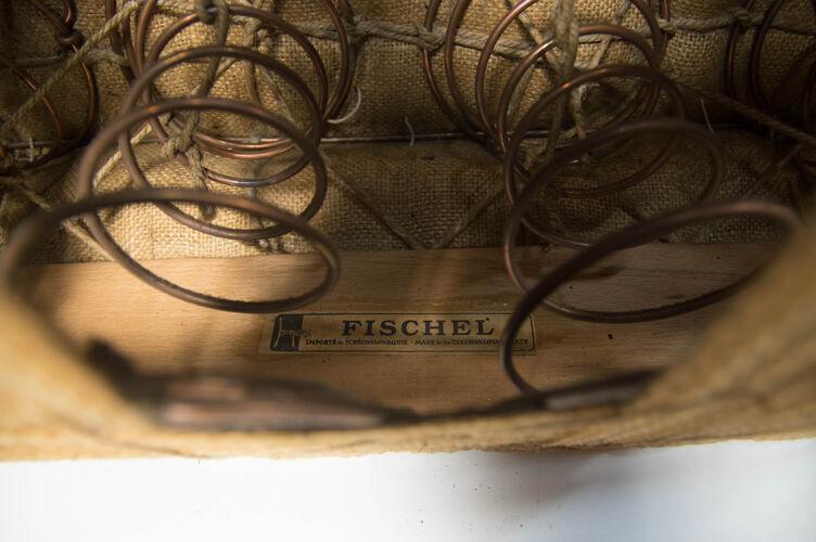 Fauteuils art déco de Fischel années 1930