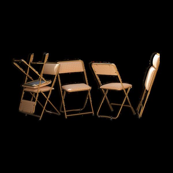 Chaises Lafuma de 1970