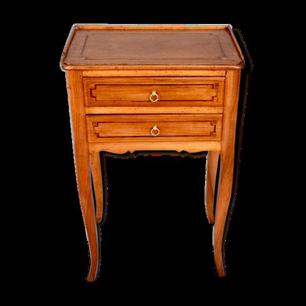 Selency Table en merisier Louis XV