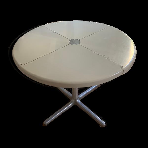 Table de salle à manger Plano par Giancarlo Piretti pour CaStelli