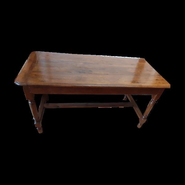Table en chêne XIX ème