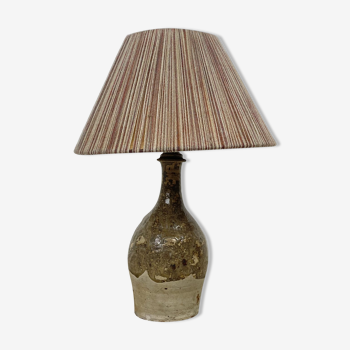 Sandstone lamp La Borne