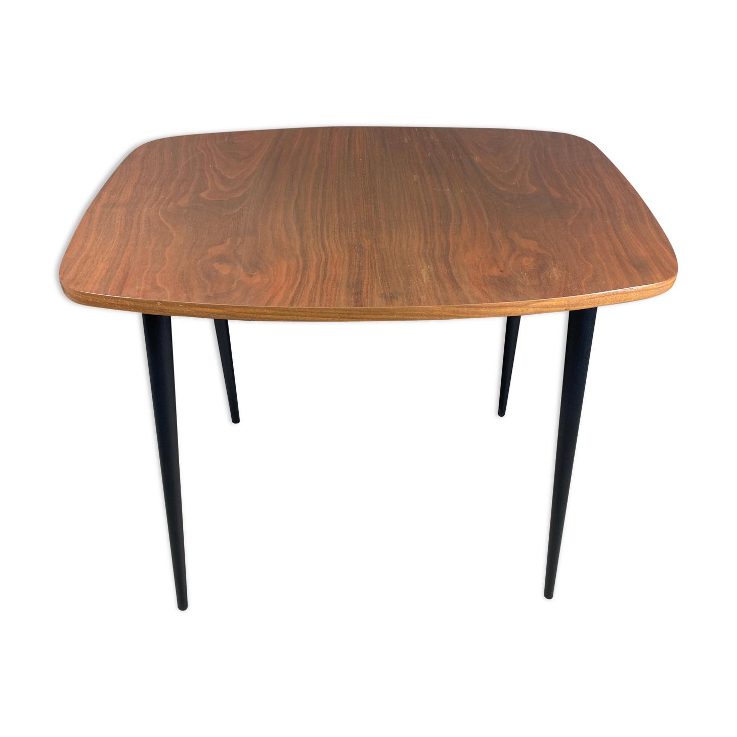 Table basse des années 60 PRL, vintage, loft