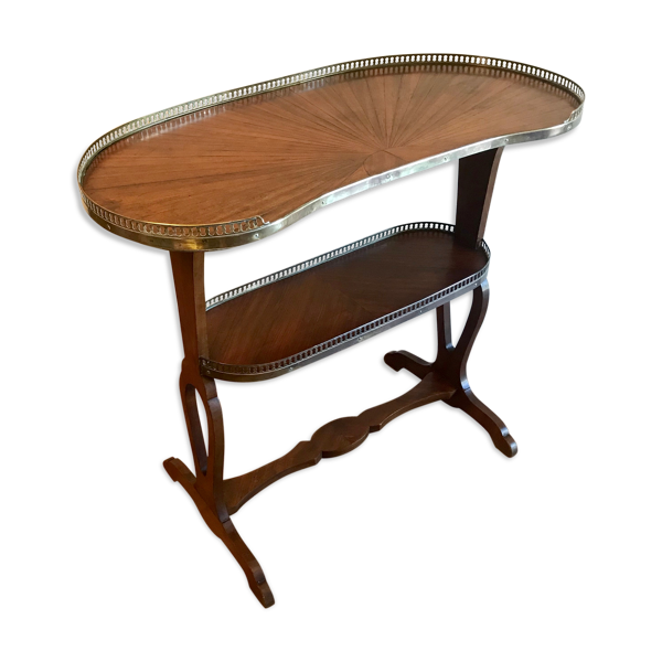 Desserte table d'appoint style Louis XVI