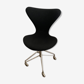 Chaise bureau d'Arne Jacobsen