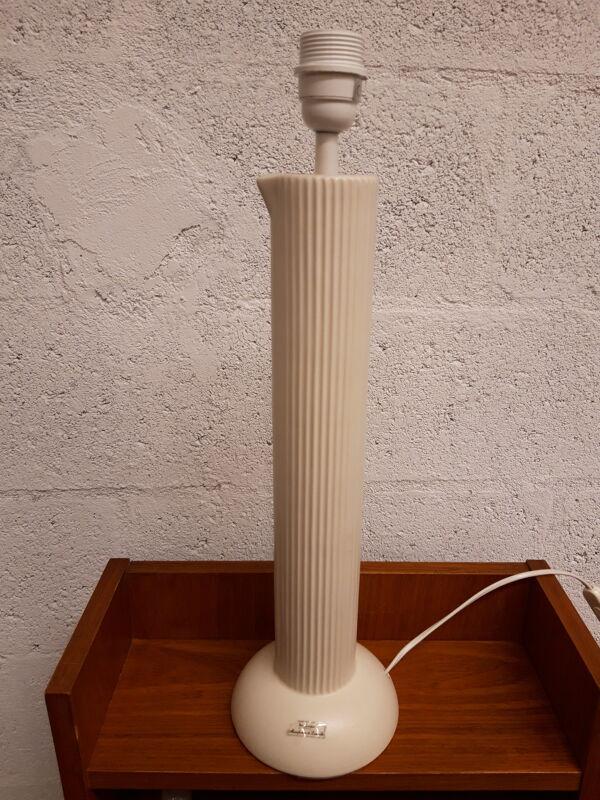 Lampe de Pierre Casenove manufacture de Luneville