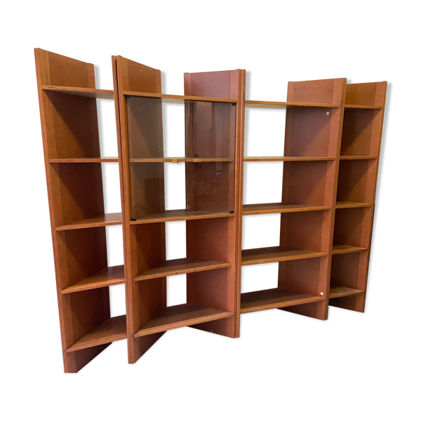 Bibliothèque modulable Conran shop,années 80
