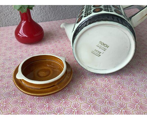 Coffee maker Boch La Louvière model Walnuts