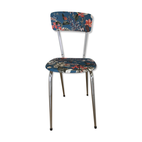 Chaise formica relookée