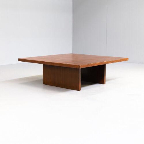 Table basse années 80