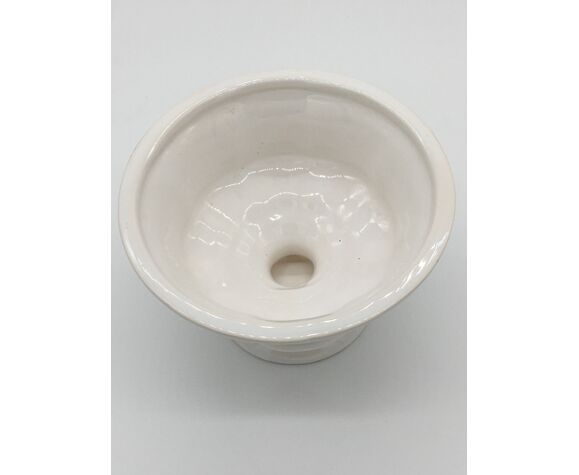 Vasque Médicis en porcelaine