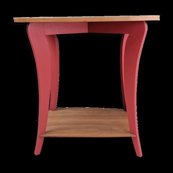 Table noyer rénovée