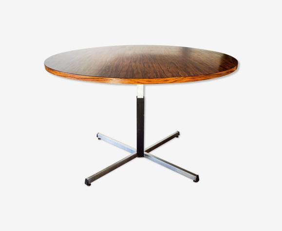 Table relevable haute/basse années 60/70