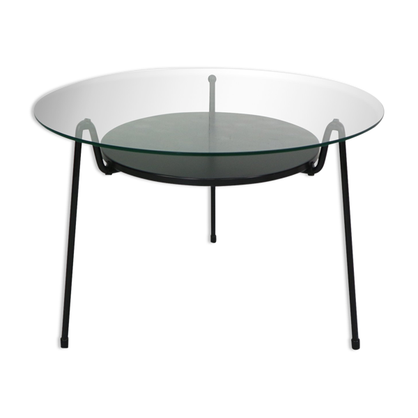 Table basse 535 «Mosquito» Wim Rietveld pour Gispen 1953