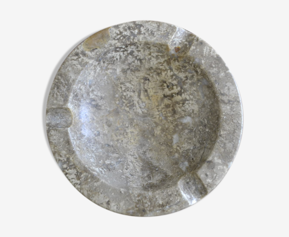 Cendrier marbre beige