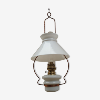 Lampe opaline
