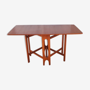 Table de Bendt Winge pour Kleppes Møbelfabrikk