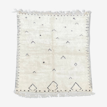 Tapis Marocain Beni Ourain 190x285 cm