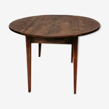 Table à manger ancienne bois ferme