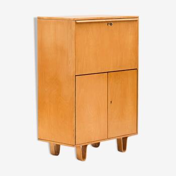Secrétaire cabinet de Cees Braakman pour Pastoe design néerlandais, 1952